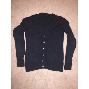 The Limited - Cotton & Cashmere Cardigan